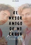 """Portada del libro """"El Mejor Amigo De mi Crush"""""""