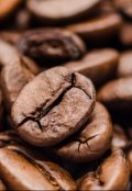 "Обкладинка книги ""Спочатку була...кава"""