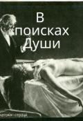 """Book cover """"В поисках Души"""""""