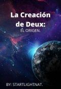 """Portada del libro """"La creación de Dex: El Origen."""""""