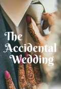 "Book cover ""The Accidental Wedding"""