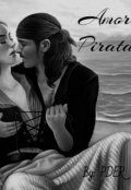 """Portada del libro """" Amor pirata """""""