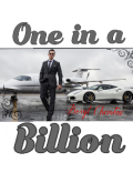 "Book cover ""One in a billion"""