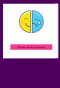 """Portada del libro """"El diario de la bipolaridad """""""