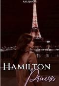 """Portada del libro """"Hamilton Princess"""""""