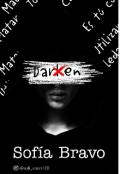"""Portada del libro """"Darken"""""""