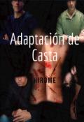 """Portada del libro """"Adaptación de Casta"""""""
