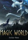 """Portada del libro """"Magic Wold"""""""