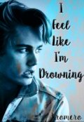 "Portada del libro ""I Feel Like I'm Drowning ( Relato Corto)"""