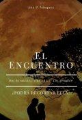 """Portada del libro """"El Encuentro """""""