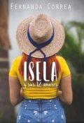 """Portada del libro """"Isela y sus 12 amores"""""""