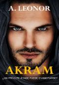 """Portada del libro """"Akram: ¿un Príncipe árabe puede enamorarse?"""""""