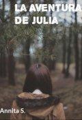 "Portada del libro ""La Aventura de Julia"""