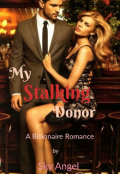 "Book cover ""My Stalking Donor"""