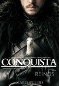 """Portada del libro """"Conquista """""""