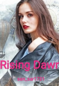 "Book cover ""Rising Dawn"""