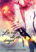 """Portada del libro """"La voz de un ángel"""""""