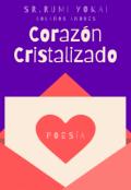 """Portada del libro """"Corazón Cristalizado"""""""