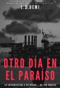 """Portada del libro """"Otro DÍa En El ParaÍso"""""""