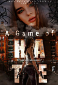 "Book cover ""A Game of Hate"""