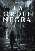 """Portada del libro """"La Orden Negra I - Esencia"""""""