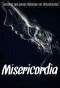 """Portada del libro """"Misericordia #1"""""""
