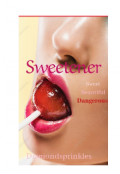 """Book cover """"Sweetener"""""""