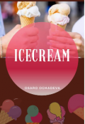 "Book cover ""Ice Cream"""