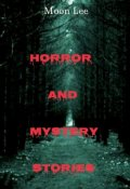"""Book cover """"Horror and mystery stories"""""""