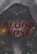 "Portada del libro ""Blood Rose"""