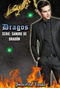 "Portada del libro ""Dragos Libro 1| Serie: Sangre de Dragón"""
