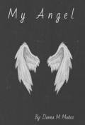"""Portada del libro """"My Angel"""""""
