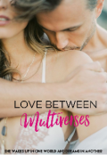 "Book cover ""Love Between Multiverses"""