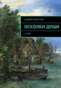 """Book cover """"Осколки души. """""""
