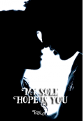 """Book cover """"My sole Hope is you"""""""