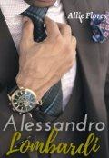 """Portada del libro """"Alessandro Lombardi."""""""