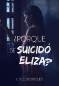 """Portada del libro """"¿por qué se suicidó Eliza?"""""""