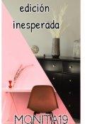 """Portada del libro """"Edición Inesperada """""""