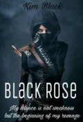 "Book cover ""Black Rose"""