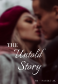 "Book cover ""The Untold Story"""