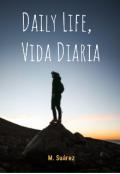"Portada del libro ""Daily life, vida diaria """