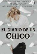 """Portada del libro """"El Diario de un Chico"""""""