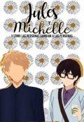 """Portada del libro """"Jules Y Michelle"""""""