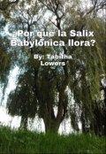 """Portada del libro """"¿por que la Salix Babylonica llora?"""""""