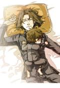 """Portada del libro """"Papá Severus """""""