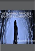 "Book cover ""Running princess: Land of illumination"""
