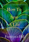 "Book cover ""How to Save a Life"""