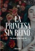 """Portada del libro """"La princesa sin reino """""""
