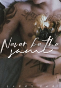 "Portada del libro ""Never be the same // omegaverse // larry stylinson"""