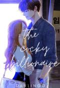 """Book cover """"The Cocky Billionaire"""""""